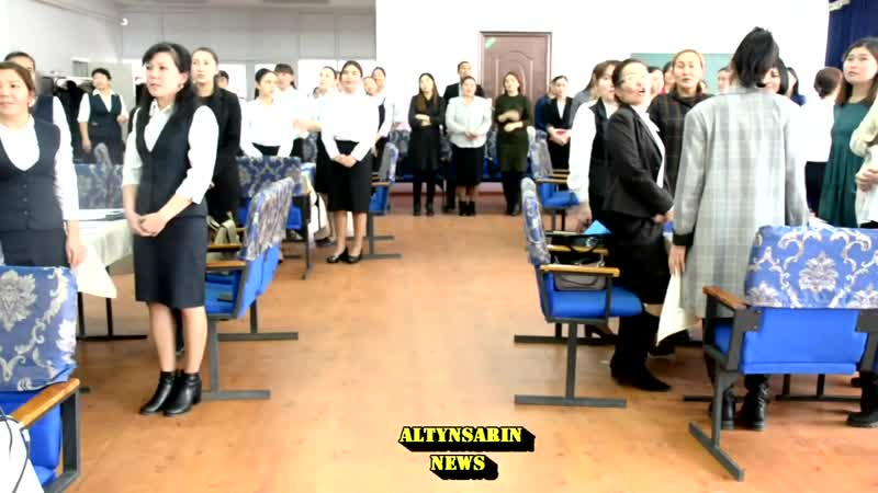 Жаңалықтар №9 Жас мамандар семинар