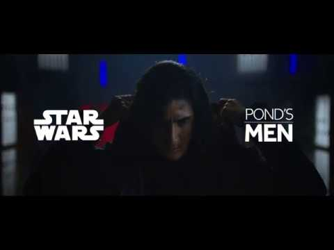 BARU! POND'S MEN STAR WARS Limited Edition