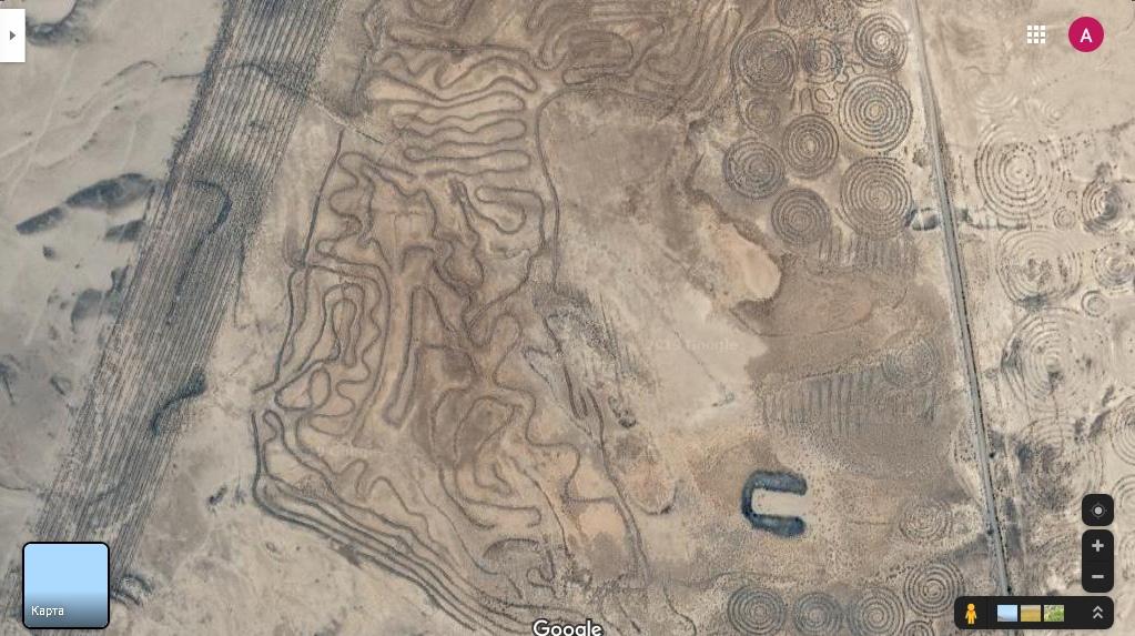 Загадки геоглифов Южной Африки