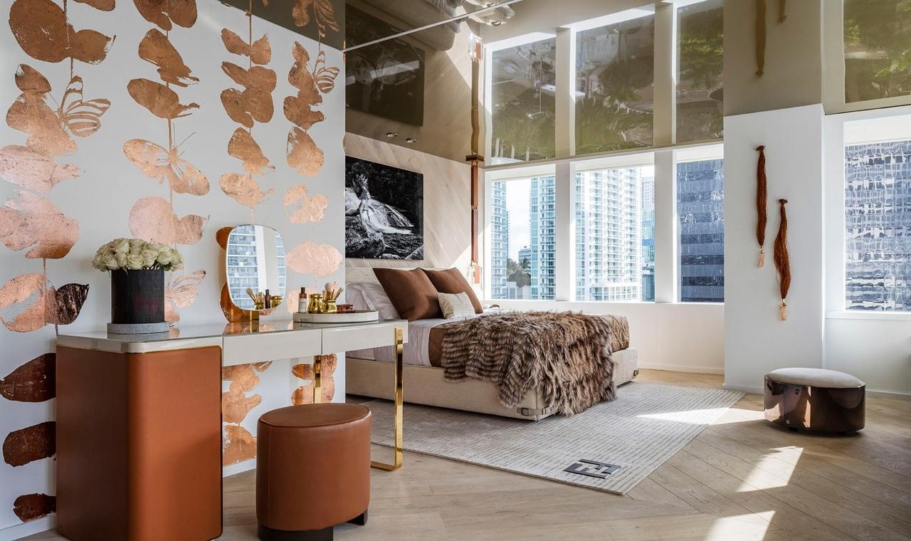 9 интерьеров выставки CASACOR Miami 2019 || 01