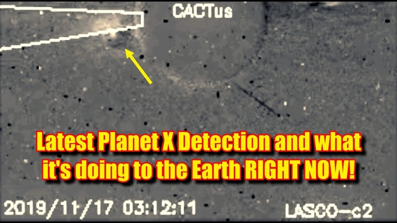 Latest Planet X Detection and what its doing to the Earth RIGHT NOW!