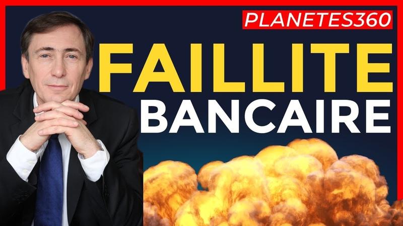 EPARGNE : Vers une Faillite des Banques ?