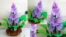 Fast DIY Water Hyacinth Flower