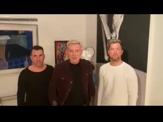 Scooter приглашает на концерт в петербурге ()