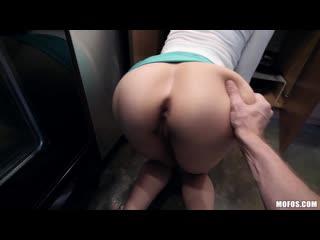 Кассный секс с красивой зрелкой (big ass, big tits, порно, анал, минет, камшот, зрелые, milf mature)