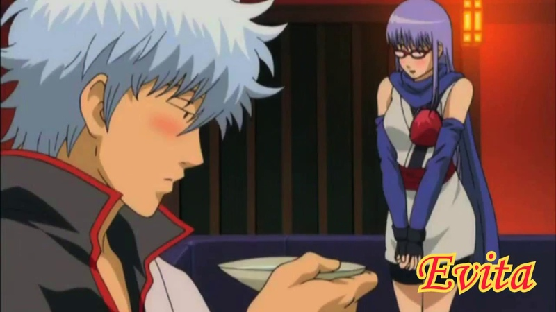 Ayame X Gintoki One Way or Another