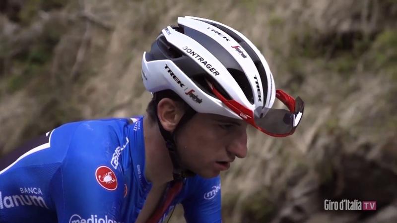 The Maglia Azzurra Giulio Ciccone Giro d'Italia 2019
