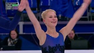 Evgenia TARASOVA / Vladimir MOROZOV. GP Russia 2019, SP