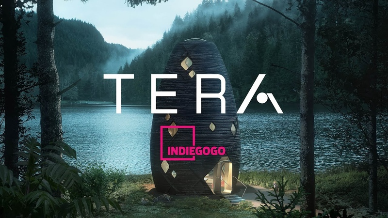 Introducing TERA by AI SpaceFactory – Now on Indiegogo