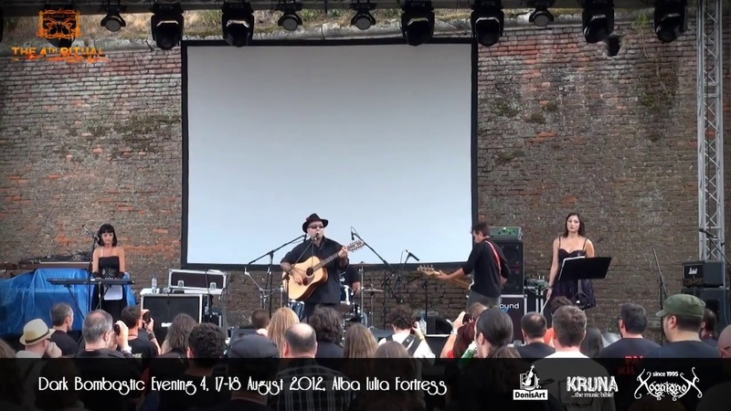 ROSE ROVINE E AMANTI My Black Europa (live version)
