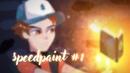 «The Diary» – Gravity Falls SPEEDPAINT