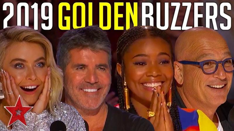 Every GOLDEN BUZZER Audition On America's Got Talent 2019!   Got Talent Global