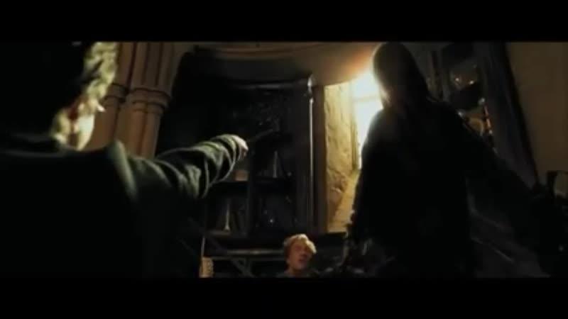 Expecto Patronum - Я ожидаю, что Адвокат. Передача Ikotika, шутка основана на фильме Гарри Поттер и Узник Азкабана.