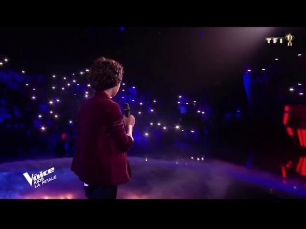 Ali - Listen (Beyoncé) - The Voice Kids France 2019 - Final