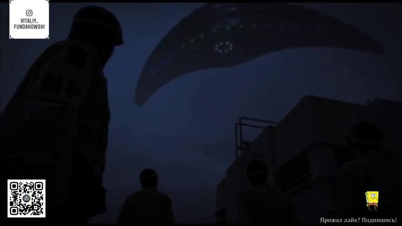 Ангар-1: Архив НЛО. Горячие точки Америки.