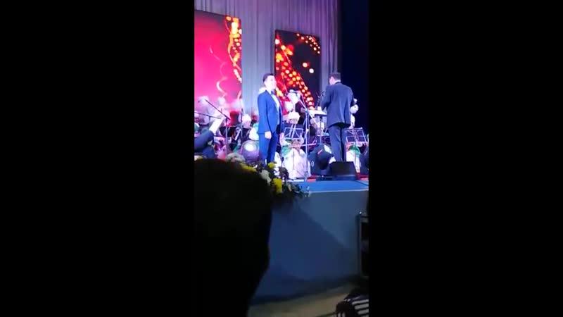 Жамантаев Дархан - А.Молдагаинов. Ария Карахана Жүректі қалай жұбатамын из оперы Айша Бибі-Қарахан
