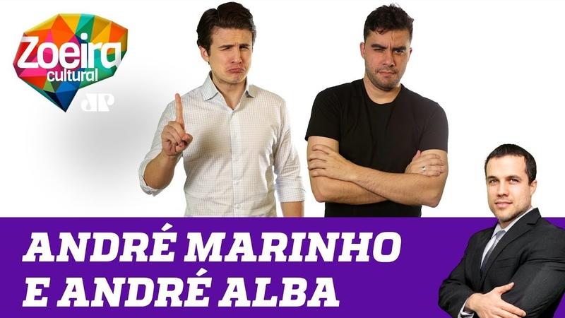 Show de imitações com André Marinho e André Alba Zoeira Cultural Ep 21
