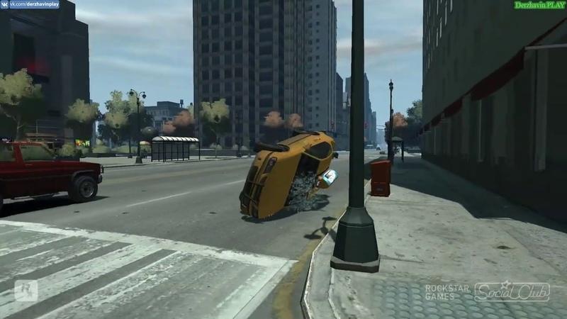 Играю в GTA 4 EFLC