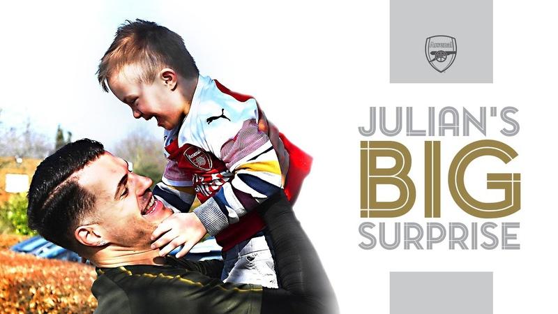 An inspirational friendship | The story of Granit Xhaka and Julian