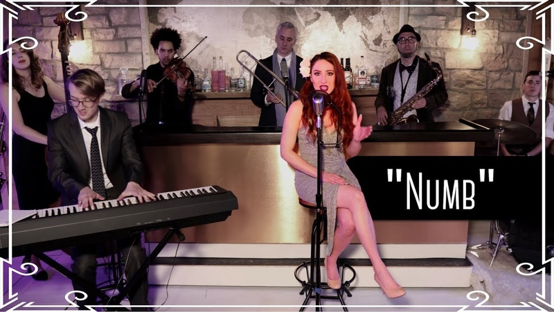 """Numb"" (Linkin Park) Cover by Robyn Adele Anderson"