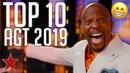 BEST Auditions On America's Got Talent 2019! | Got Talent Global