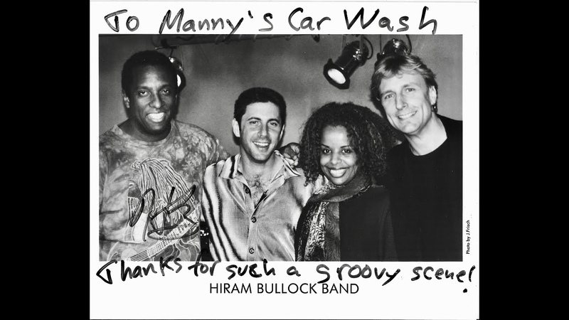 Hiram Bullock Will Lee 11:20:1997 Set Two Manny's Car Wash