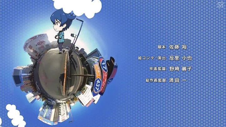 субтитры 7 серия Akiba s Trip The Animation Падение Акибы by cygnus Pshenica SovetRomantica