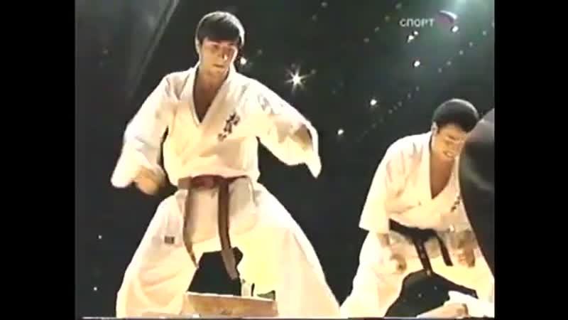 Шамсудин Абдурашидов Чемпионат Японии 2004