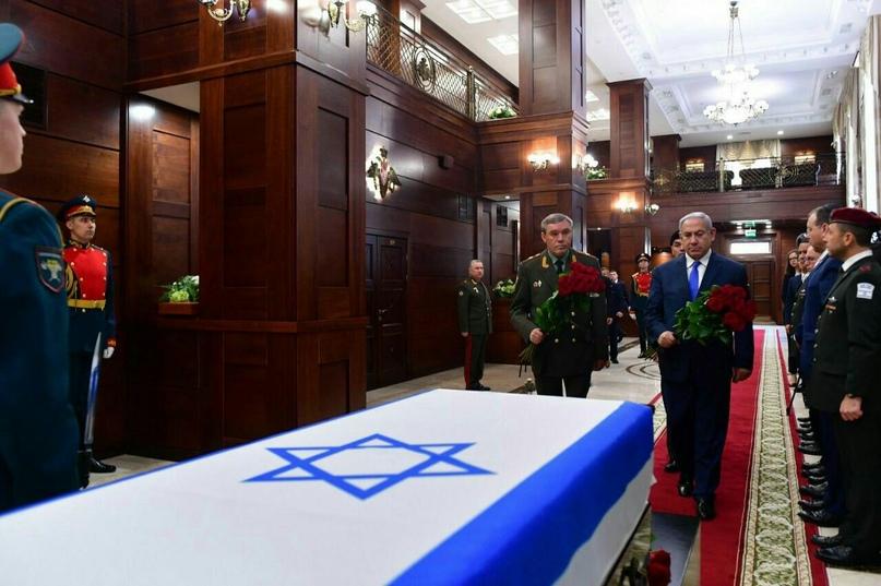 nXWWZPXNCvI Возвращение останков Захария Баумеля на родину. Реакция Израиля и Сирии.