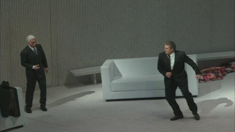 La Traviata / Natalie Dessay, Dmitri Hvorostovsky, Matthew Polenzani- Met Opera , April 14, 2012