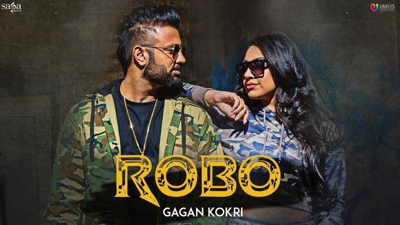 Gagan Kokri - Robo (Lyrical) | Impossible | Heartbeat | Deep Arraicha | Latest Punjabi Songs 2019