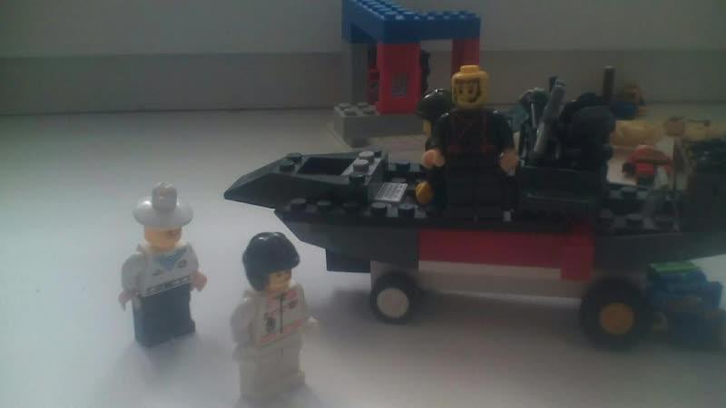 Лего мультик ( город странностей) 1 сезон 3 серия (12 )