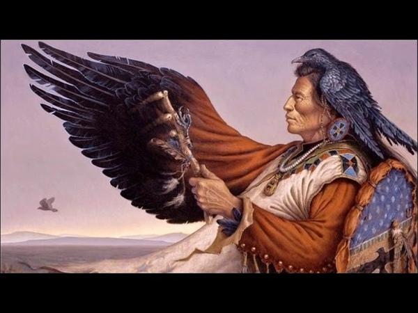 Индейская Тотемная Медитация Дух Орла/Indie Totem Meditation/Spirit of Eagle