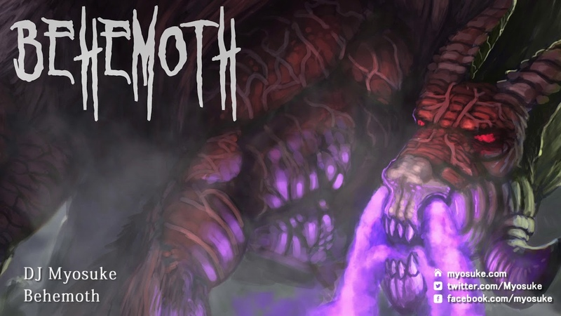 【太鼓の達人】DJ Myosuke - Behemoth【公式音源】
