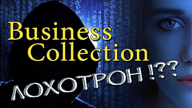 Бизнес Коллекция - Лохотрон или нет. Отзывы о Бизнес Коллекции