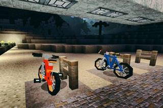 мод на майнкрафт 1.7.10 на велосипед