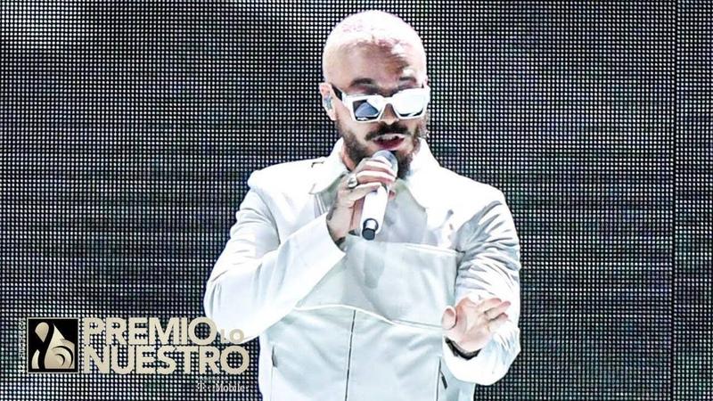 Una presentación de Ícono Mundial PLN se rinde ante J Balvin y su electrizante show | PLN