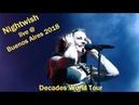 Nightwish live in Buenos Aires 2018 HD 1080p Decades World Tour