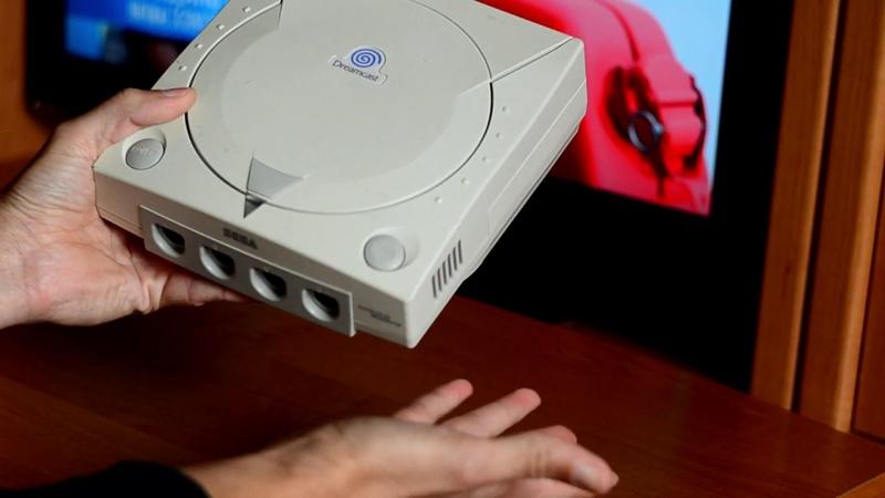 Как отбелить пожелтевший пластик Sega Dreamcast