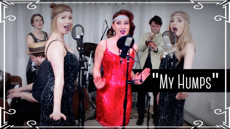 My Humps The Black Eyed Peas 1920s Cover by Robyn Adele ft Vanessa Dunleavy and Darcy Wright