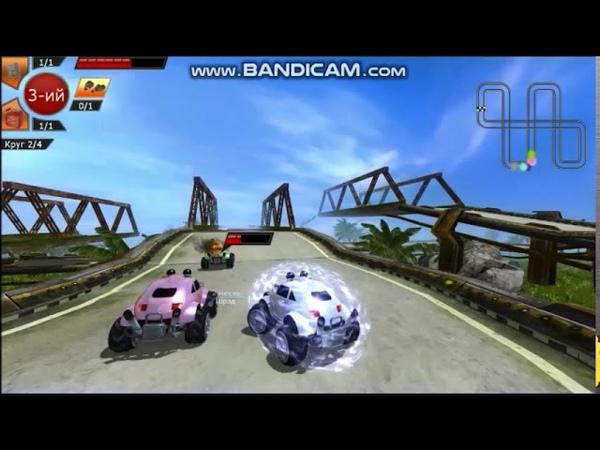 Motot Rock или Rock n Roll Racing на пк