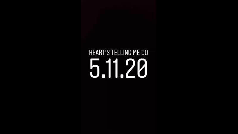 TONY KUSH Heart's Telling Me Go Feat Michael Mayo