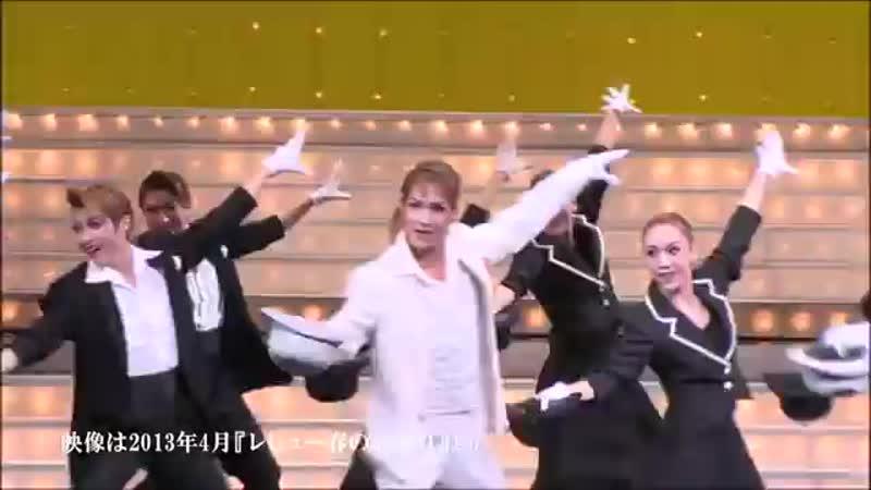 【OSK Revue】「Haru no Odori」2013 Osaka Shochiku-za