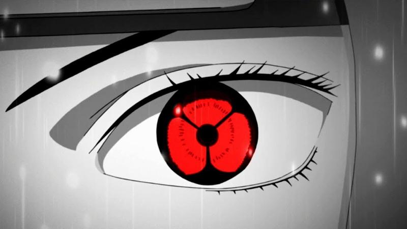 Самый мощный мангекё шаринган в аниме Наруто Боруто