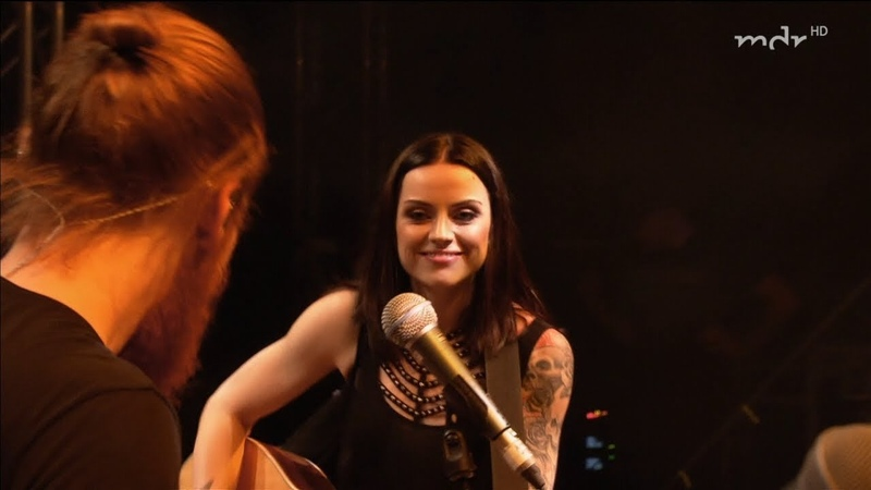 Amy Macdonald This Is The Life Let's Start A Band Live @ Rudolstadt Festival 2017