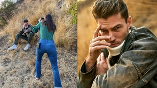 Male Model Photoshoot Tips, Styling Posing Editing and more