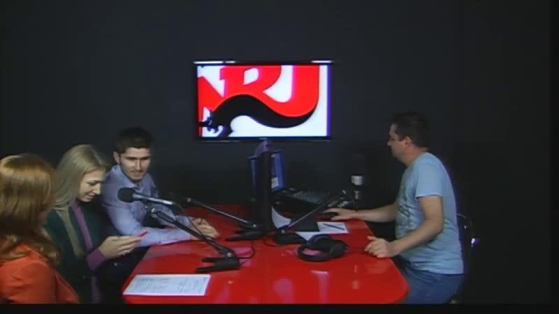 Live: Радио ENERGY (NRJ) - Пятигорск 100.4 FM