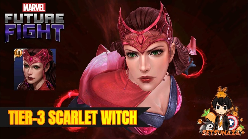 MFF Tier 3 Scarlet Witch All New All Different Gameplay