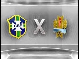 Amistoso 1979: Brasil x Uruguai