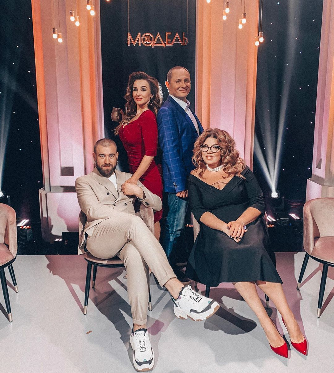 Шоу Модель XL Россия - кто ведущие, кто в жюри